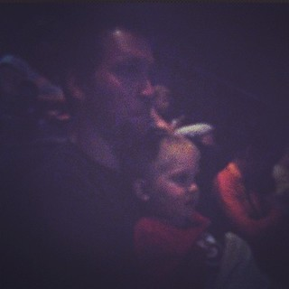 Quinn's first movie theater experience, going to see Brave! #masterquinn | by KWest4