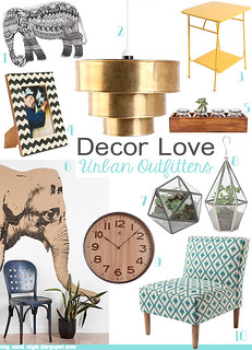 Decor Love - Urban Outfitters / July 2012 | by Jessie {Creating Happy}