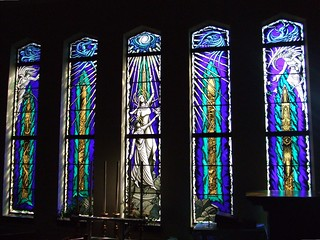 Stained Glass, St Anne's, Nuneaton | by Aidan McRae Thomson