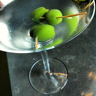 Death's Door Gin Martini for two with @hannahp9 | by uvince