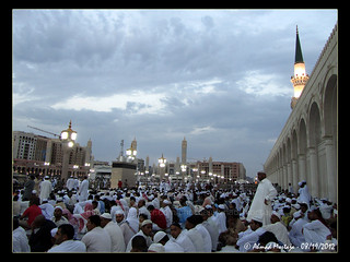 Al-Masjid an-Nabawi at Eid al-Fitr (1433 A.H.) | by Ahmad Mortaja