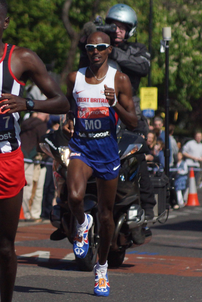 Image result for london marathon mo farah