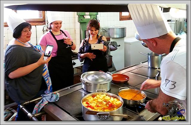 0 Cocinando con Junguitu en El Portal de La Rioja