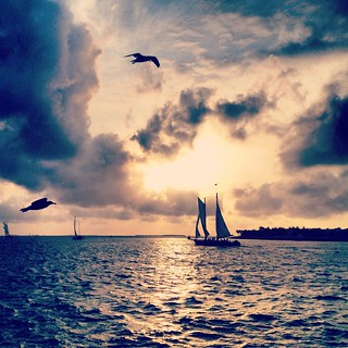 Instagram Key West Sunset | by *Erin Nicole