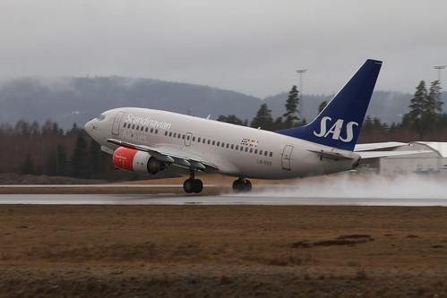 LN-RRR Scandinavian Airlines - SAS Boeing 737-683 | by Cato Lien