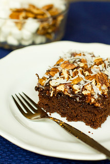 Mississippi Mud Cake | by Brown Eyed Baker