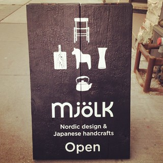 Mjölk sandwich board5 | by kitka.ca
