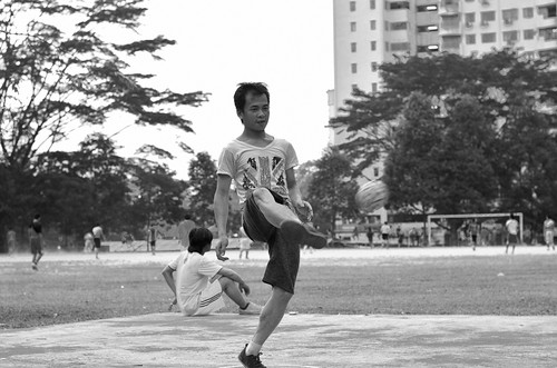 The Game: Sepak Takraw | by Johnragai-Moment Catcher