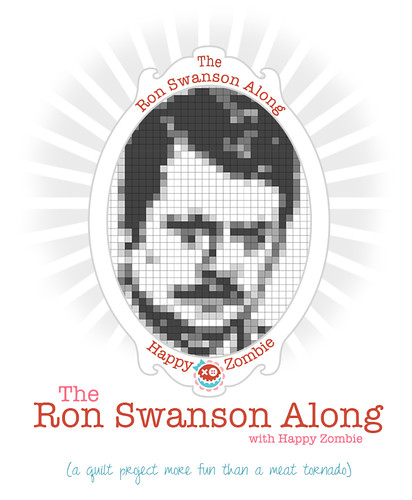 The Ron Swanson Along | by Happy Zombie