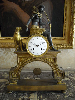 Clock (19th century) - Naples, Royal Palace | by Carlo Raso
