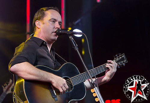 Dave Matthews performs at DTE Energy Center in Clarkston, MI on July 10th 2012 | by RockStarProPhotography