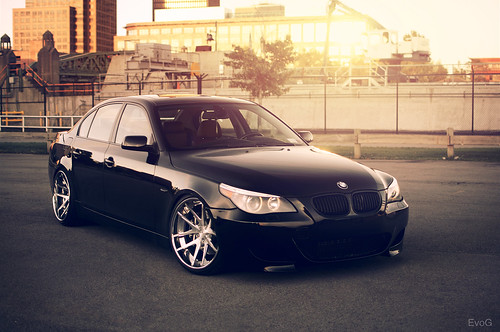 BMW 545i (Explored) | by Evano Gucciardo
