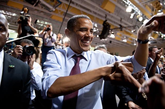 Barack Obama in Orlando - August 2nd