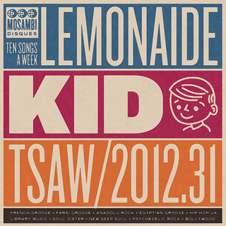 TSAW2012.31 • Lemonaide Kid | by Jean Mosambi