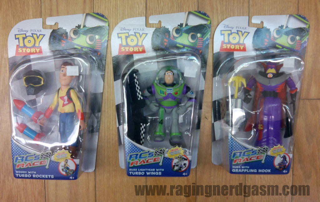 Toy Story Figurines : Dan the pixar fan toy story characters figurine sculpture