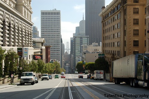 San Francisco Powell & Hyde | by Talantica Photography