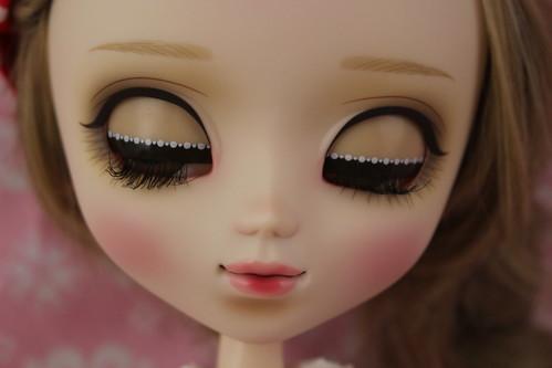 Pullip Callie eyelids
