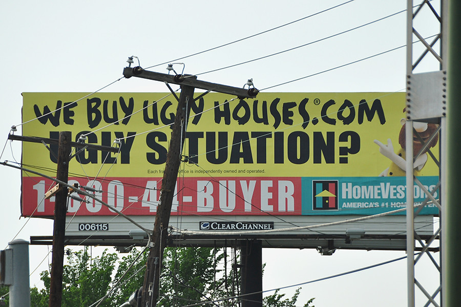 We Buy Ugly Houses >> Dallas We Buy Ugly Houses How Ugly Do You Want Them To B