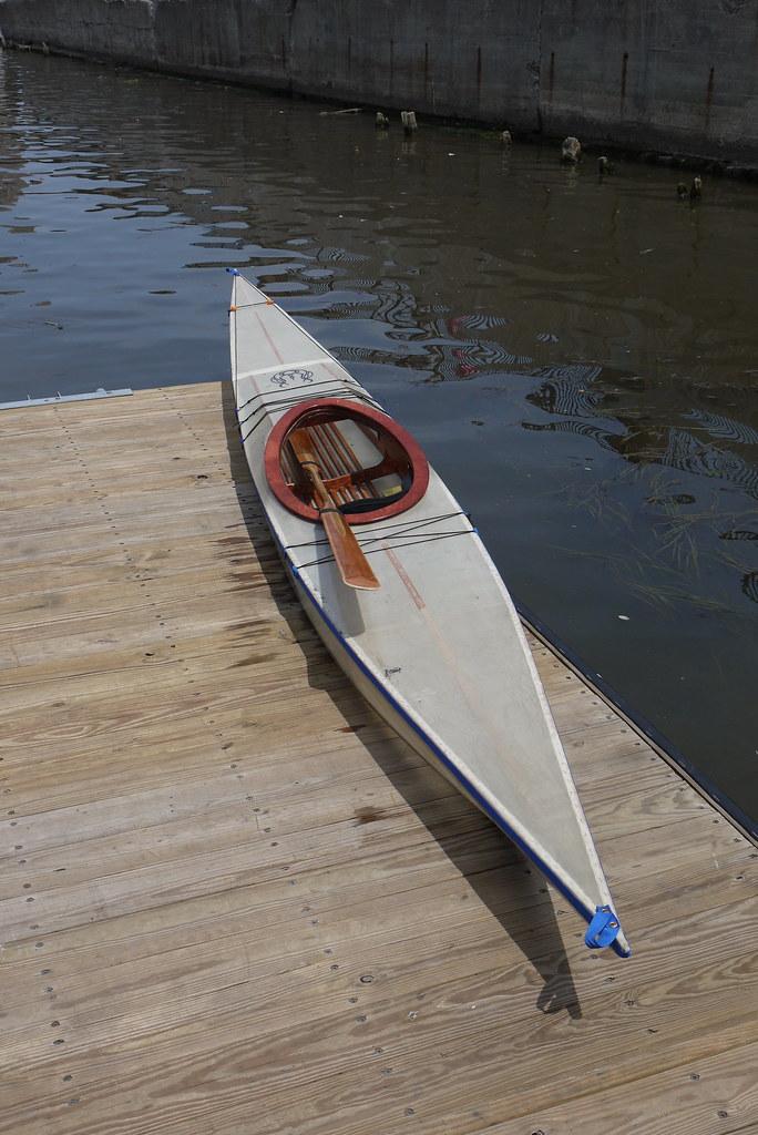 Kudzu Craft - Skin-on-frame kayak | wood frame with nylon sk… | Flickr