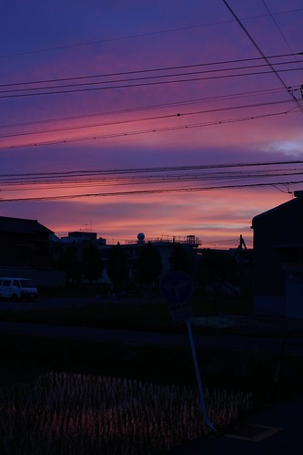 Sunset 2012/06/23 | by Junko S. Photography