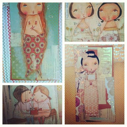 Little works of art coming soon to Etsy .... | by pbsartstudio