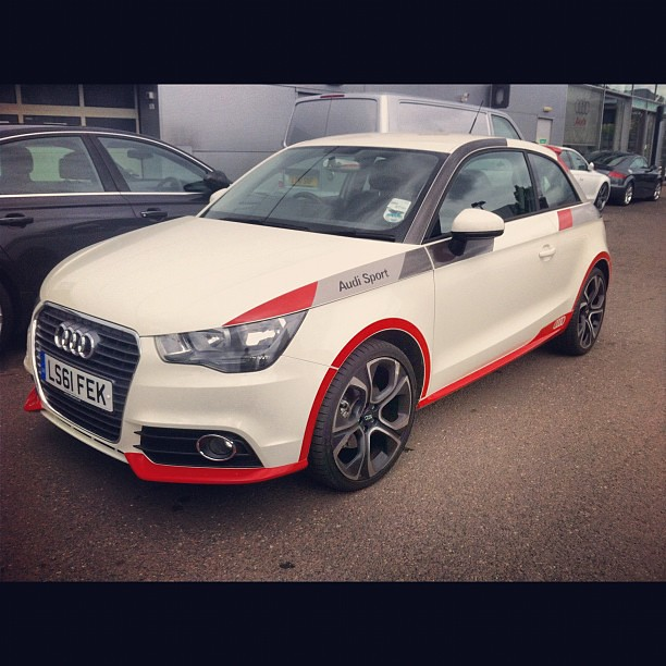 Audi A1 Editions Custom Sport Hatchback Decals Lux Flickr