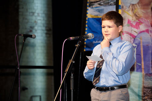 2012 Green Heart Schools public speaking competition | by Brisbane City Council