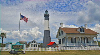 Historic Tybee Island (GA) Light Station July 2011 | by Ron Cogswell