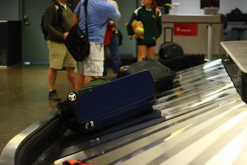 baggage claim | by bradleygee