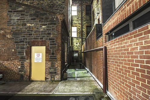 Adelaide Nightscene Rundle back alleyway | by ESSEM-Fotografe : Sean Mullarkey