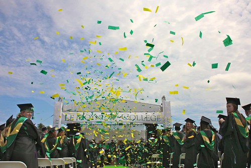 commencement | by Le Moyne College