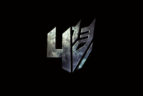 Transformers 4 Logo | by Michael Bay Dot Com