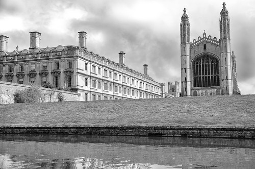 Kings College Cambridge | by cotty332000