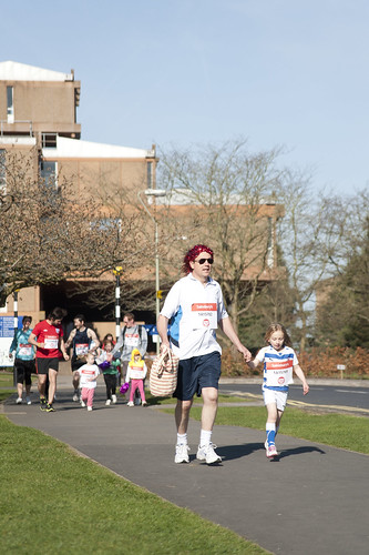 Sport Relief Mile 2012 at Whiteknights | by UniversityofReading