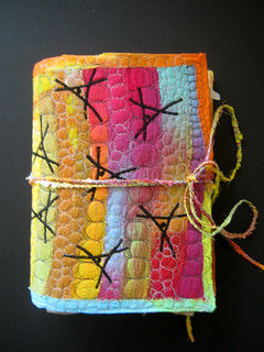 scrappy journal cover | by Deborah O'Hare