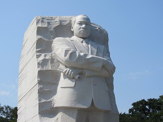 Martin Luther King Memorial | by Sue Waters