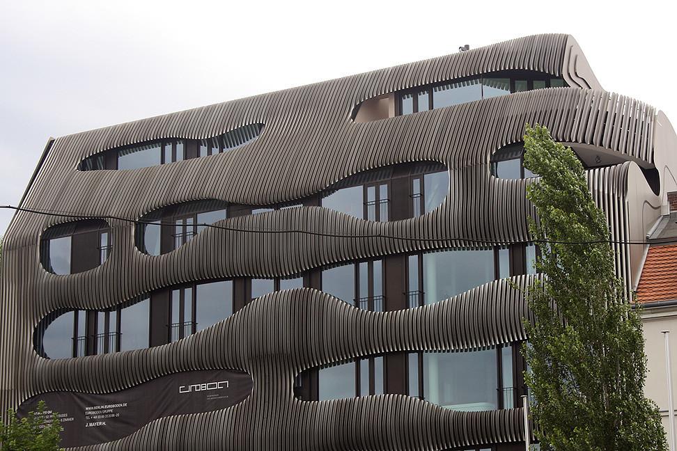 Joh 3 appartment building Berlin, Jürgen Mayer H architect… | Flickr