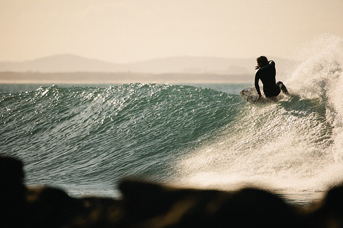 Carties Winter Surf - Explore #2 | by Luke Middleton.