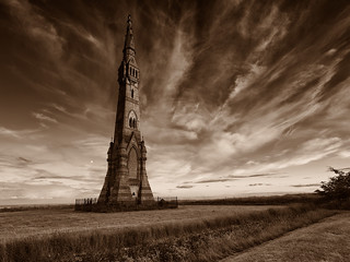 Tatton Monument-Sledmere | by Tony McLean