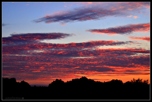 Sunset 09/08/2012.  (1) | by kensaiger