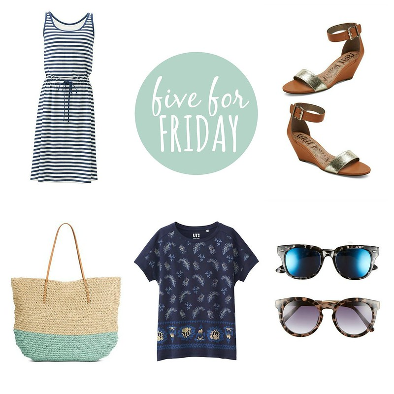 five for friday summertime happiness | Style On Target