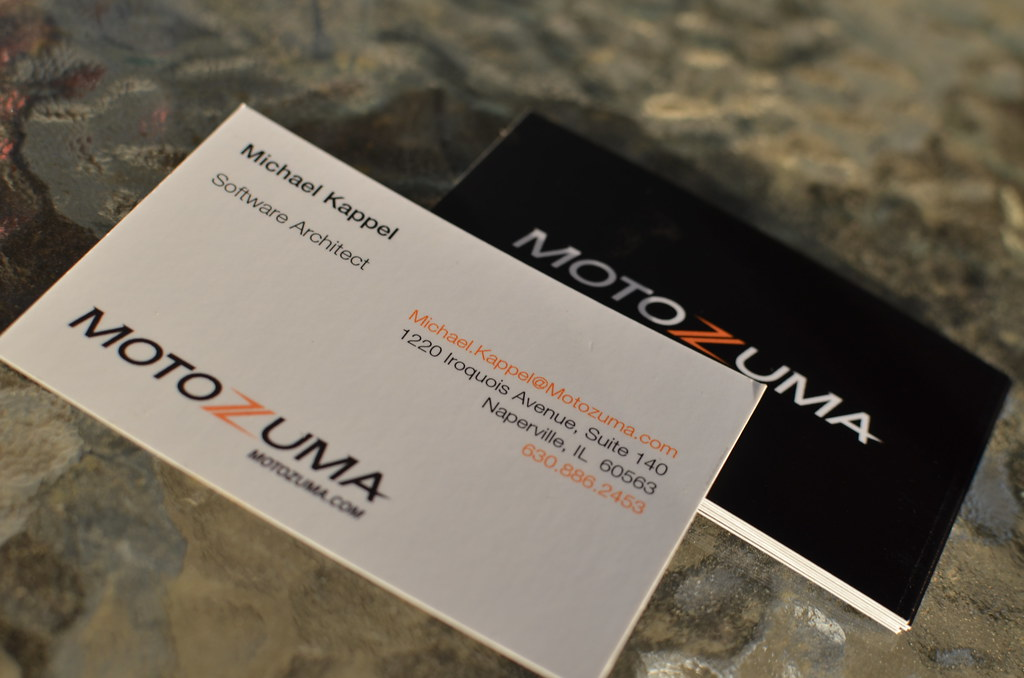 Business Cards | Flickr