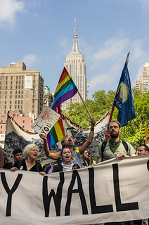 May Day NYC - Take The Streets | by dantekgeek