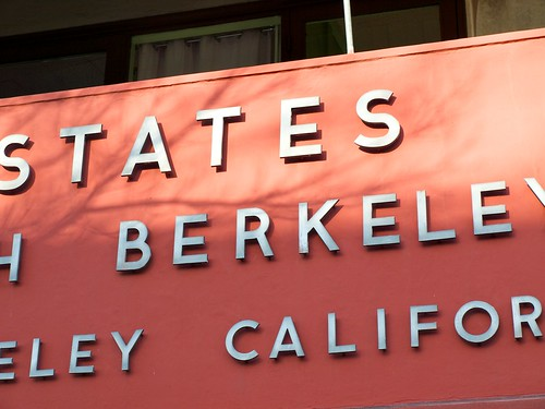 North Berkeley Post Office Sign | by Stewf