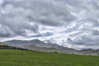 Distant Ullock Pike and Long Side | by mjb868