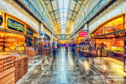 Ferry Building Farmers Market | by davidyuweb