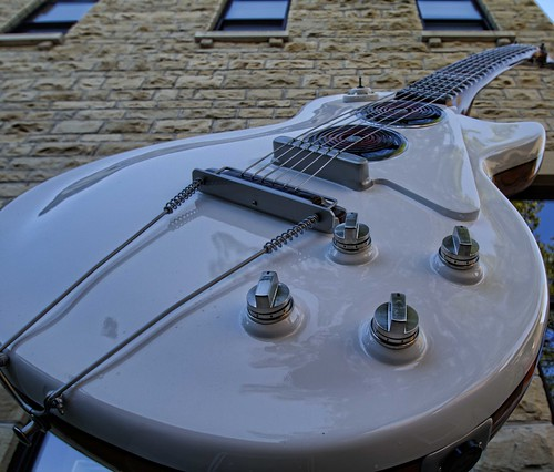 Waukesha Guitar Town #9 Ramona Audley . First Federal Bank
