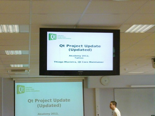 Thiago: Qt project update (updated) | by Blau Zahl