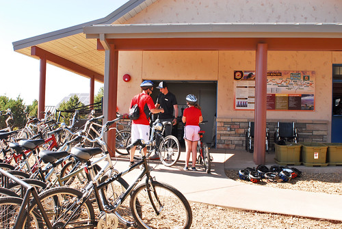 Grand Canyon National Park Bicycle Rental 0399 Bright