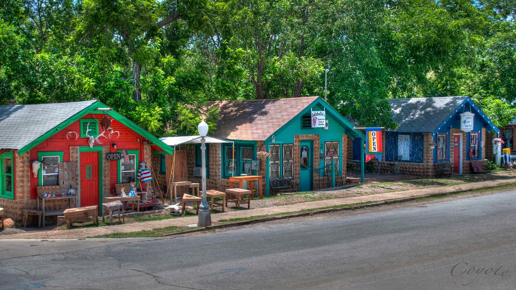 Superbe ... Cabins At Medicine Park, OK | By Coyote1944